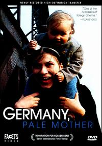 an analysis of the film germany pale mother by helma sanders brahms The german feminist film-maker helma sanders-brahms, who died last year at  the age of 73, was a key figure in the new german cinema.