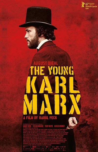 The Young Karl Marx film poster